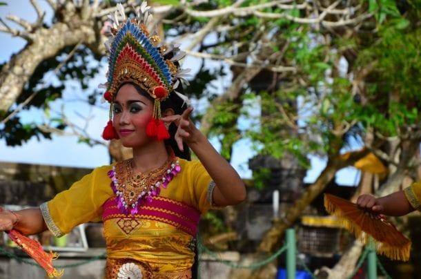 tradition danse bali