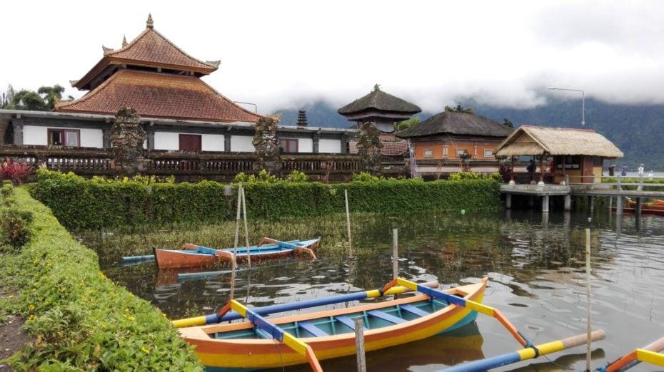 lac Bratan Bali