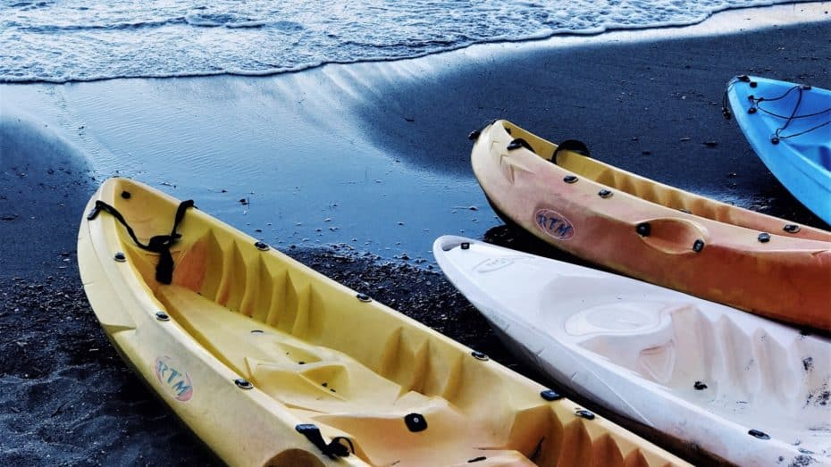 Kayak Norvège