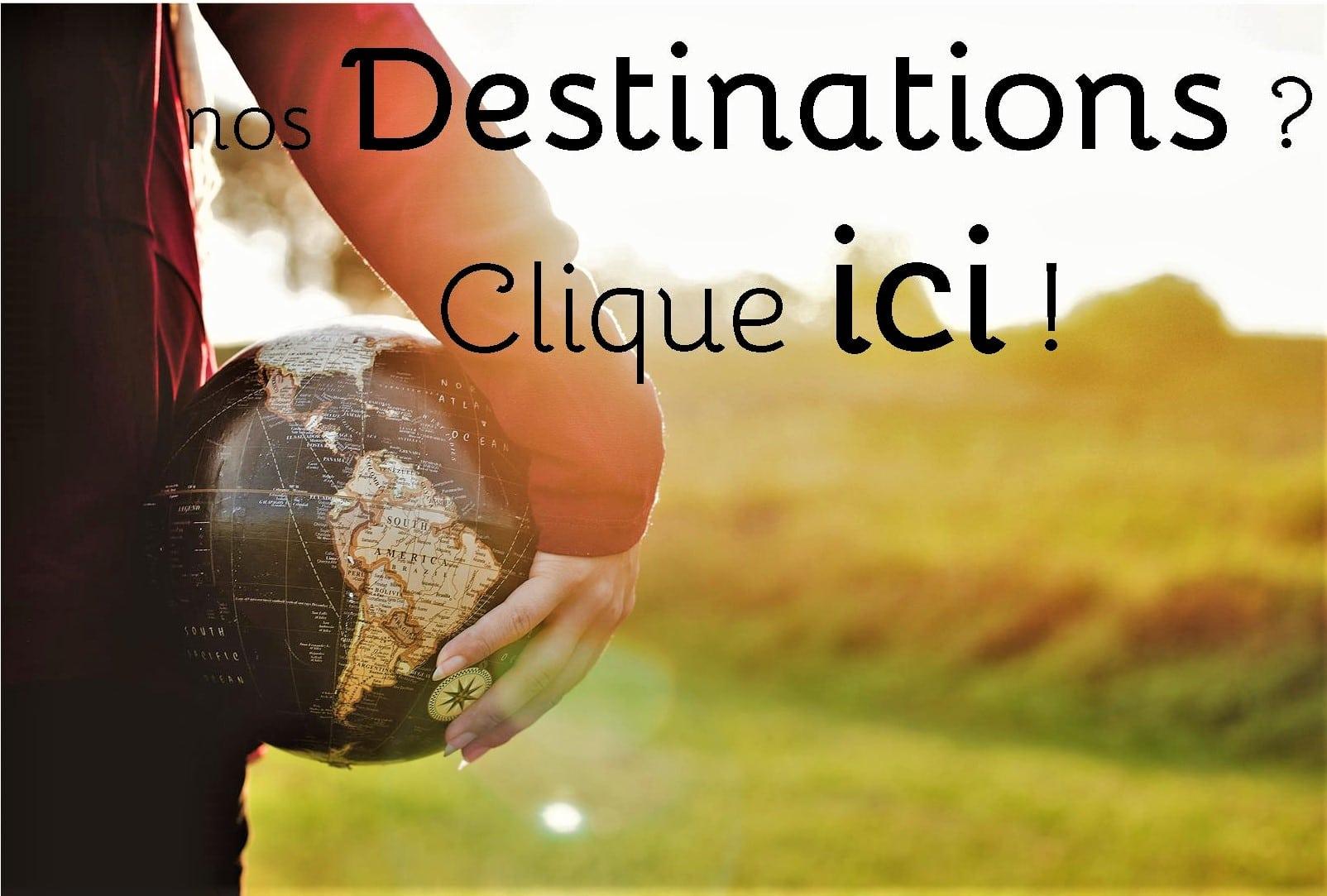 Voyage Destination