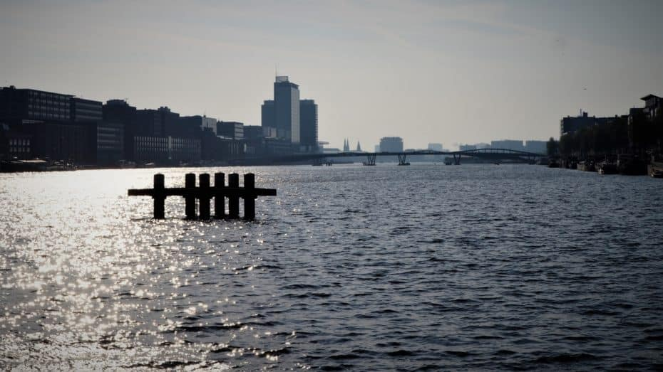 Itinéraire Port Amsterdam